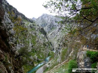 Ruta del Cares - Garganta Divina - Parque Nacional de los Picos de Europa;viajes aventura